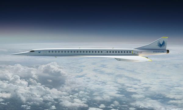 Collins Aerospace va participer au développement des nacelles d'Overture