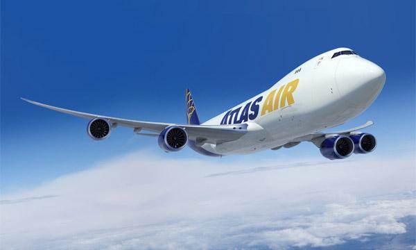 Atlas Air commande les quatre derniers Boeing 747-8F
