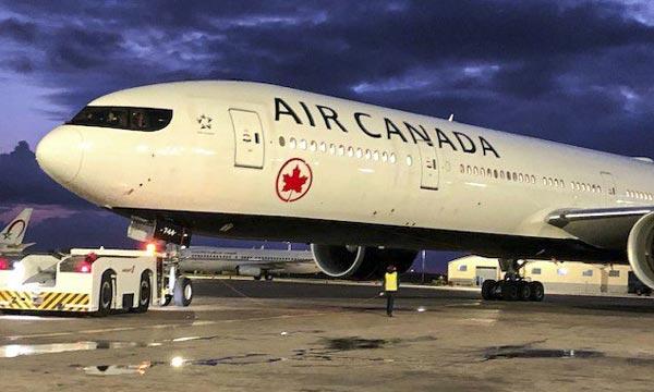 Air Canada réduit encore ses capacités