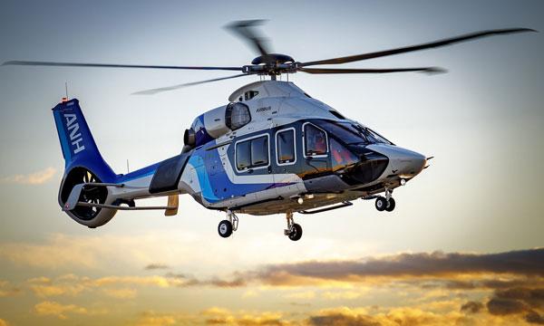All Nippon Helicopter sera l'opérateur de lancement du H160 au Japon