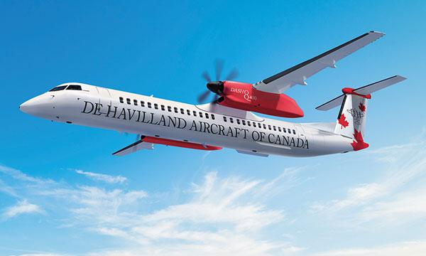 La production des Dash 8-400 bientôt suspendue