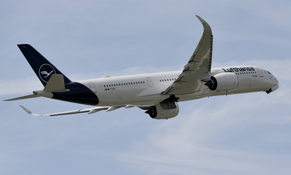 Lufthansa continue de perdre un million d'euros toutes les deux heures