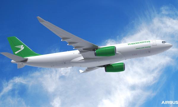 Turkmenistan Airlines devient cliente d'Airbus