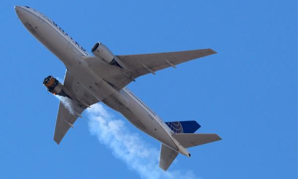 Suspension temporaire des opérations des Boeing 777 motorisés par le PW4000