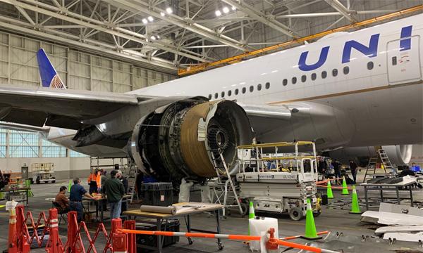 La FAA ordonne l'inspection de toutes les aubes de soufflante de PW4000-112