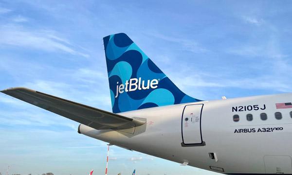 JetBlue reçoit son premier Airbus A321neo doté du nouveau produit Mint