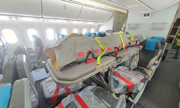 Air Austral prend en charge les évacuations sanitaires entre La Réunion et Paris