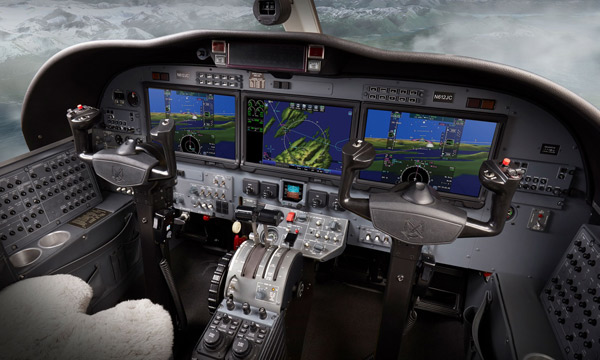 Collins Aerospace Pro Line Fusion upgrade is FAA certified on the Cessna Citation CJ2+
