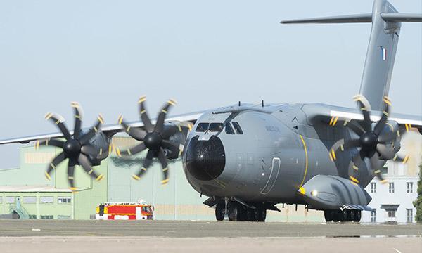L'armée de l'Air tient son 18ème Airbus A400M