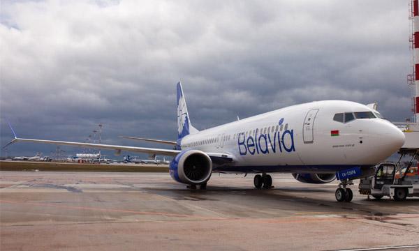 Air Lease livre le premier Boeing 737 MAX 8 de Belavia