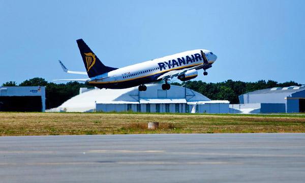 L'aéroport de Dinard-Pleurtuit se retrouve sans aucun vol commercial