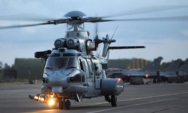 L'armée de l'Air signe sa commande de huit Caracal avec Airbus Helicopters