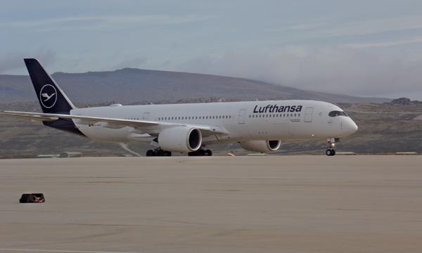 Le groupe Lufthansa réduit ses pertes au premier trimestre