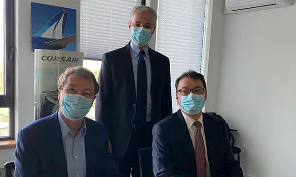 Corsair signe un contrat exclusif avec Safran Nacelles pour ses Airbus A330neo