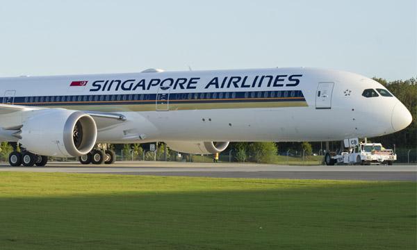 Singapore Airlines conclut des transactions de cession-bail pour onze appareils