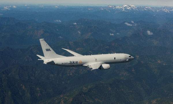 L'Inde va prendre six Boeing P-8I Neptune supplémentaires