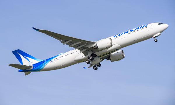 Corsair réceptionne son deuxième Airbus A330neo