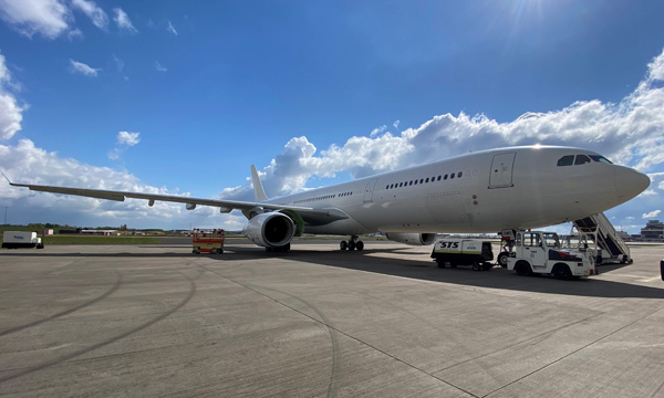 SmartLynx Airlines selects STS Aviation Services to support its new A330 fleet