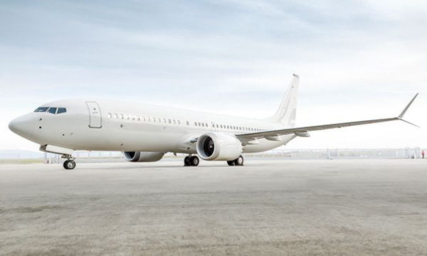 Jet Aviation redelivers World's First completed BBJ 737 MAX