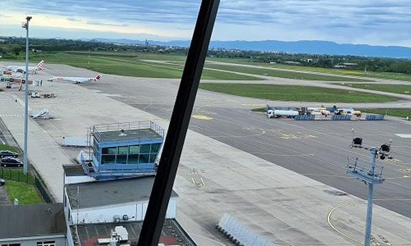 Egis va rénover les chaussées aéronautiques de l'Aéroport de Strasbourg