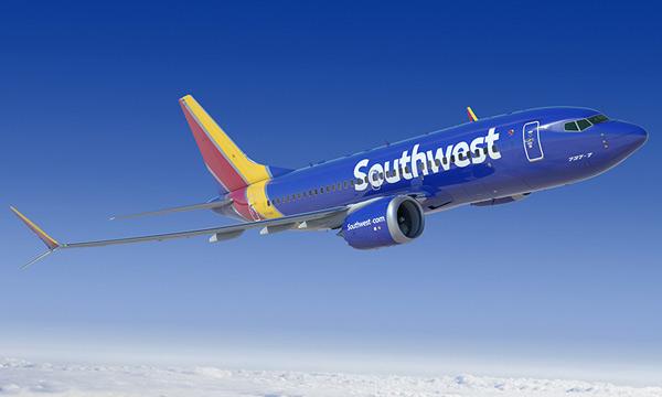 Southwest va prendre 34 Boeing 737 MAX de plus