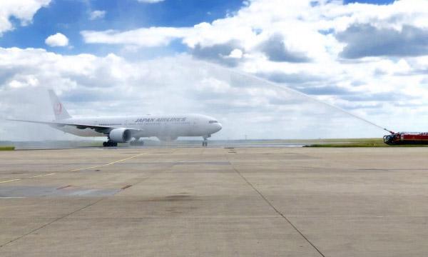 Japan Airlines fête les 60 ans de la ligne Paris - Tokyo