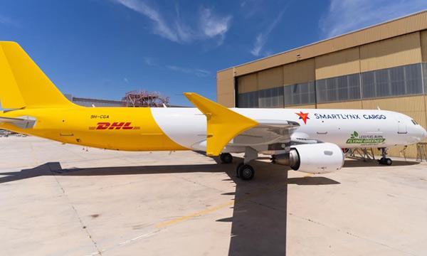 Le premier A321-200PCF a été livré à Smartlynx