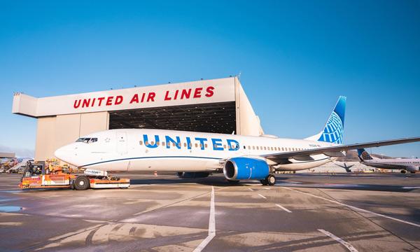 United veut moderniser plus vite sa flotte de monocouloirs