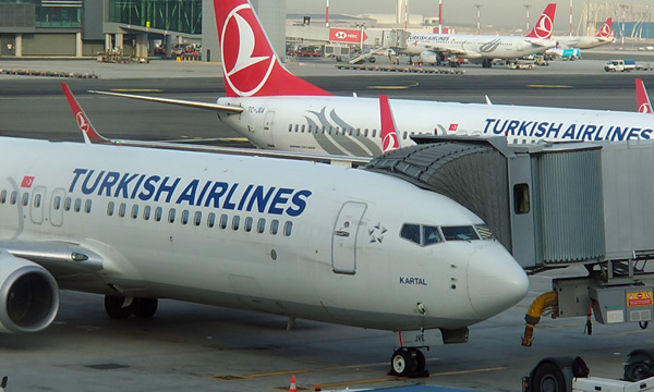 Boeing and Turkish Technic have renewed a tailored parts package agreement