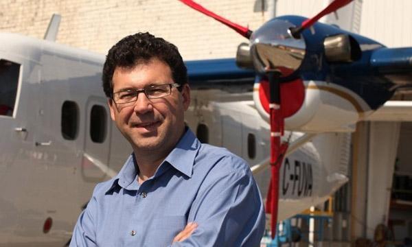 David Curtis quitte Longview Aviation Capital