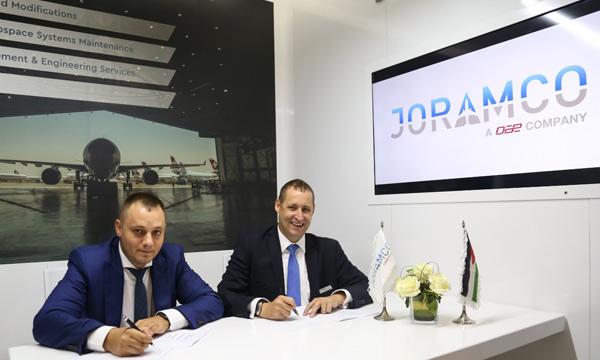 JORAMCO et VD Gulf signent un accord en vue d'une coopération