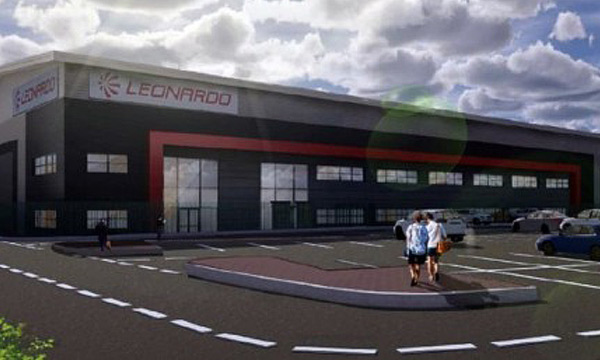 Un nouveau hub logistique pour soutenir la flotte mondiale de Leonardo Helicopters