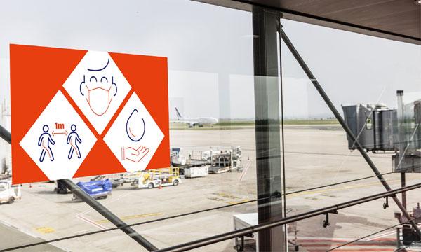Paris Aéroport reste à 20,5% de son niveau de trafic pour le 1er semestre par rapport à 2019