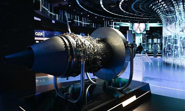 Rostec expose son futur PD-8 au salon MAKS