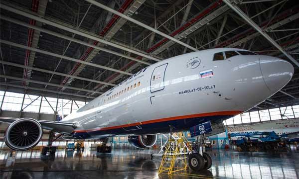 Les nouvelles installations MRO d'A-Technics à Sheremetyevo agréées EASA Part-145