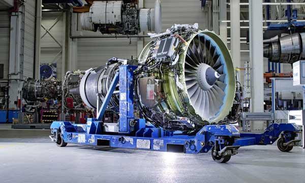 Le centre de MTU Maintenance de Berlin accueille son premier CFM56-7B