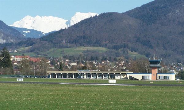 Vinci Airports remporte la concession de l'aéroport d'Annecy
