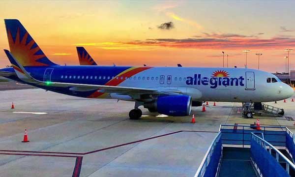 Allegiant acquiert dix A320 en leasing