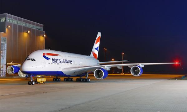 British Airways étend son contrat de maintenance A380 avec Lufthansa Technik