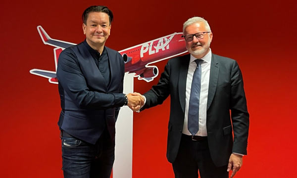 Play signs with OEMServices for the component support of its entire Airbus fleet
