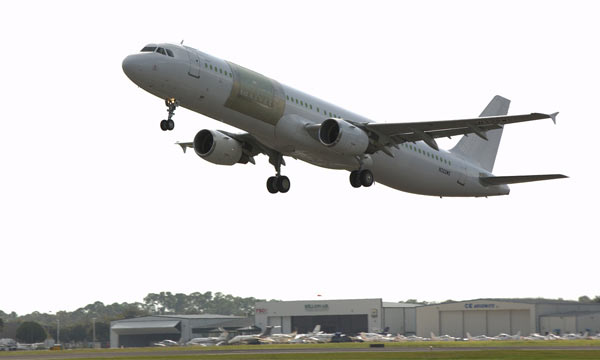 HAECO Americas gets on board the A321PCF program