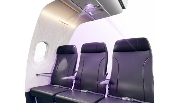 Collins Aerospace propose une solution durable pour désinfecter les cabines des avions commerciaux