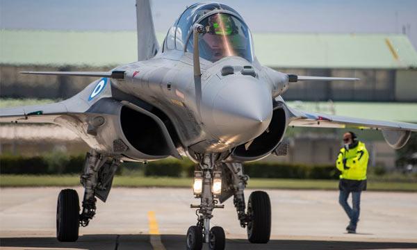La Grèce va acquérir 6 avions de combat Rafale en plus