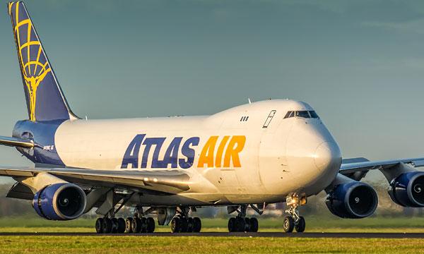 DHL Express prolonge un accord avec Atlas Air