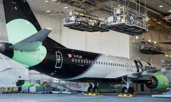 Flair Airlines opte pour les freins carbone de Safran Landing Systems