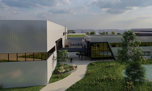 Daher ouvre trois centres d'innovation