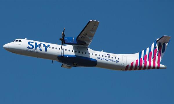 TrueNoord loue des ATR 72-600 à SKY express