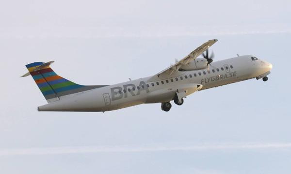 ATR et Braathens Regional Airlines visent aussi des vols 100% SAF