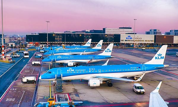 KLM Cityhopper conclut un accord de maintenance avec Helvetic Airways