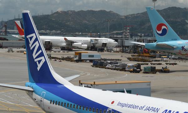 Les compagnies aériennes d'Asie-Pacifique s'engagent aussi sur le zéro émission nette en 2050